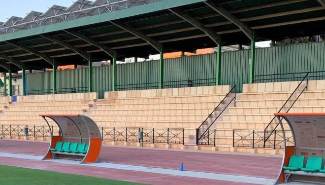 La Concejalía de Deportes reabre este lunes las pistas de atletismo de Santa Ana
