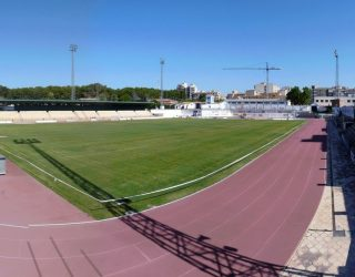 Las pistas de atletismo de Santa Ana se abrirán el próximo lunes