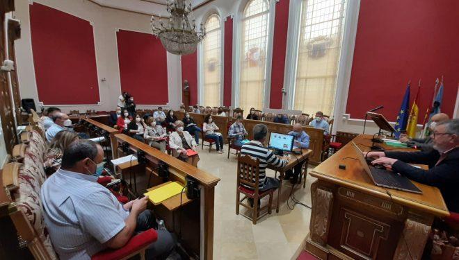 """La concejal de AEH, María Jesús López, llegó a calificar al concejal popular, Armentario López, de """"soldado raso que echa mierda por la boca"""""""