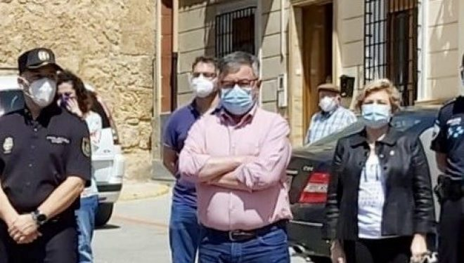 Ramón García envió un recordatorio a la población con la advertencia de que la crisis continúa latente