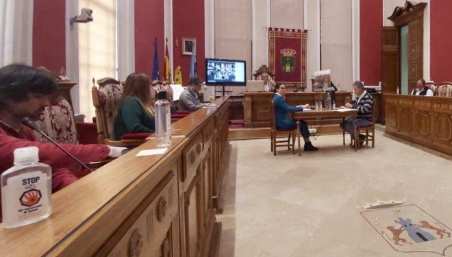 El Ayuntamiento modifica créditos por valor de 85.000 euros para mejoras y subvenciones