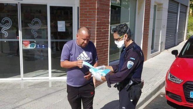 Los sindicatos con representación en la Policía Local de Hellín muestran su agradecimiento en tiempos de Covid-19