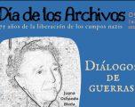 El Día de los Archivos se basará en los documentos de hellineros liberados en campos nazis