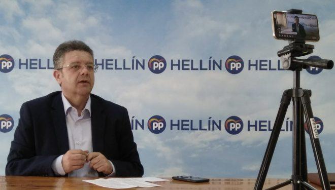 Juan A. Moreno Moya advierte que Ciudadanos es el apoyo de Page y Pedro Sánchez