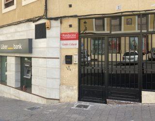 El GM del Partido Popular quiere que se solicite a la Fundación de la Caja Castilla-La Mancha, que ceda su centro cultural de la plaza de la Iglesia