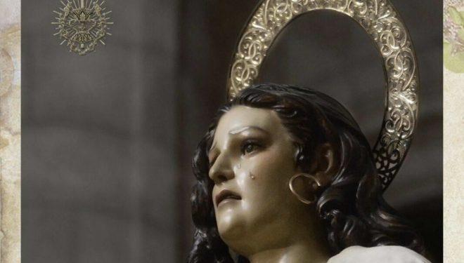 La rifa de la Hermandad de Santa María Magdalena se realizará con el sorteo de Lotería Nacional del día 18 de julio