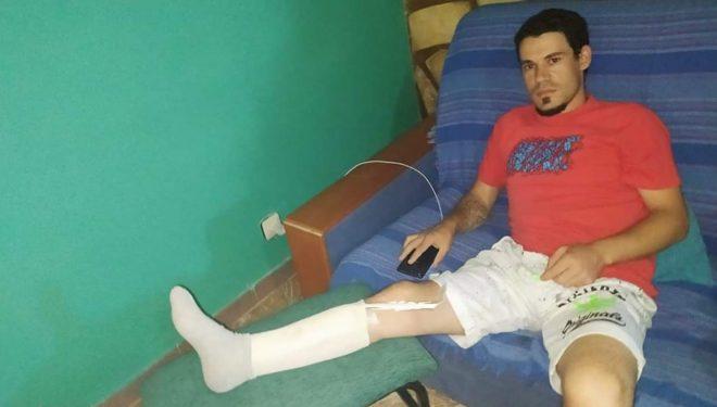 Juan Rafael López será operado el próximo martes de su tumor en la tibia
