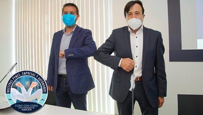 """FEDA lanza la campaña de promoción empresarial """"Codo con codo"""""""