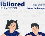 """La Red de Bibliotecas de Hellín organiza """"Bibliored en Tu Verano"""""""