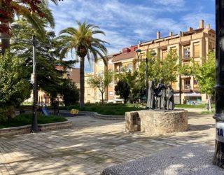Se abrirá el Parque y el jardín Martínez Parras, y también el Teatro Victoria