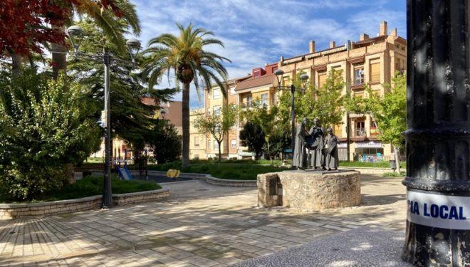 Detenidas cinco personas como autores de un delito de riña tumultuaria en el Jardín Martínez Parras