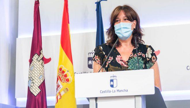 Blanca Fernández indicó que no hay indicios de que el brote de coronavirus de Riópar haya salido de la burbuja