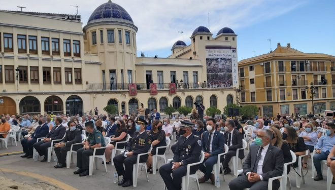 Misa homenaje a las víctimas de la pandemia