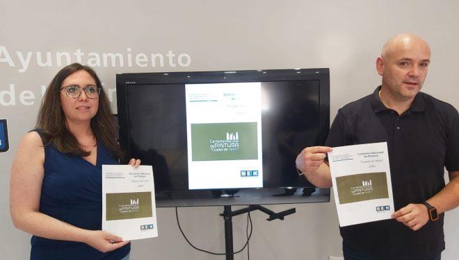 """Presentado el Certamen de pintura """"Ciudad de Hellín 2020"""""""