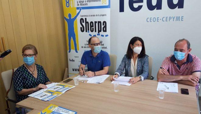 """Presentada la octava edición del programa de FEDA """"Sherpa"""""""