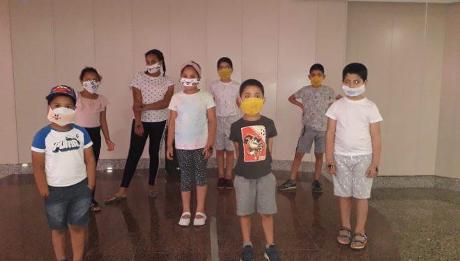 """Presentados los talleres """"Lápices de Colores"""" dedicado a 40 niños de los barrios del Calvario y La Ribera"""