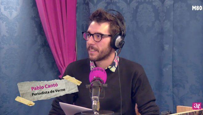Pablo Cantó obtiene el XVII Premio Internacional de Periodismo Manuel Alcántara