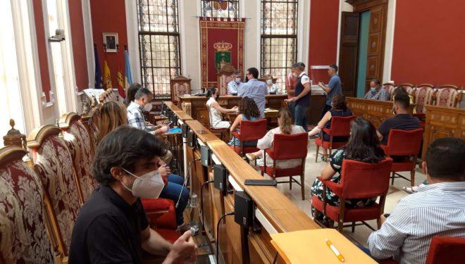 El equipo de gobierno municipal contesta a las cuestiones presentadas por el PP en el último Pleno