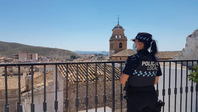 Una riña en el jardín Martínez Parras acabó con cuatro detenidos y varios heridos