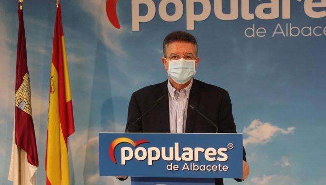 El Partido Popular de CLM exige a Page mayor capacidad de pruebas diagnósticas