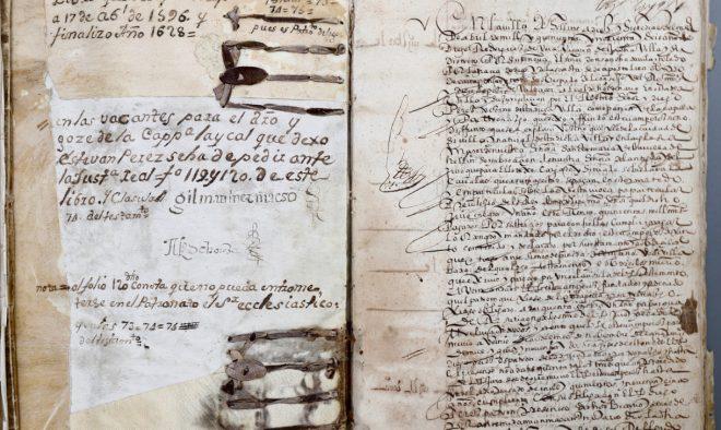 Manuscritos históricos referentes a Hellín.