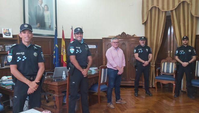 La Policía Local de Hellín refuerza su plantilla