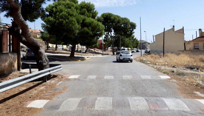 869.000 euros se invertirán en las obras de la remodelación de la carretera de Liétor a su paso por el barrio de El Calvario
