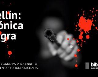 La Red de Bibliotecas pone en marcha un juego virtual para resolver casos policiales históricos de Hellín