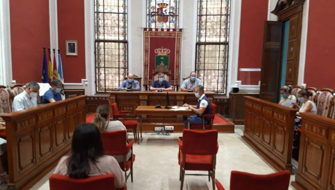El Ayuntamiento aprueba, por unanimidad, el proyecto de la depuradora de Agramón