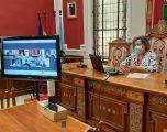 Las concejalías de Comercio y Formación apuntan al comercio electrónico para salvar la crisis