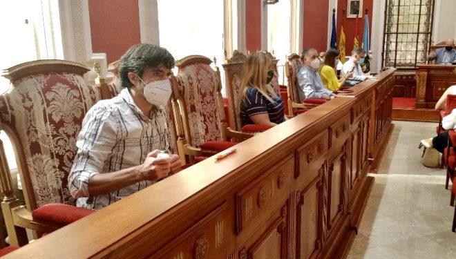 Mario Artesero califica la actitud del concejal de Sanidad de despreocupación y desinterés