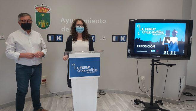 """Ramón García y Fabiola Jiménez presentan la exposición """"La Feria que sentimos"""""""