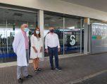 El Área de Urgencias del Hospital Comarcal de Hellín estará dispuesta en los últimos días de septiembre