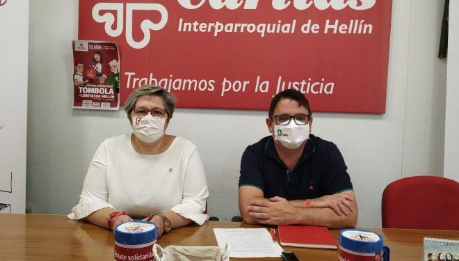 Cáritas pide colaboración para poder seguir asistiendo a las personas necesitadas