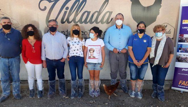 La Federación de Asociaciones de Mujeres Rurales, presenta su lanzadera de emprendimiento rural en Hellín
