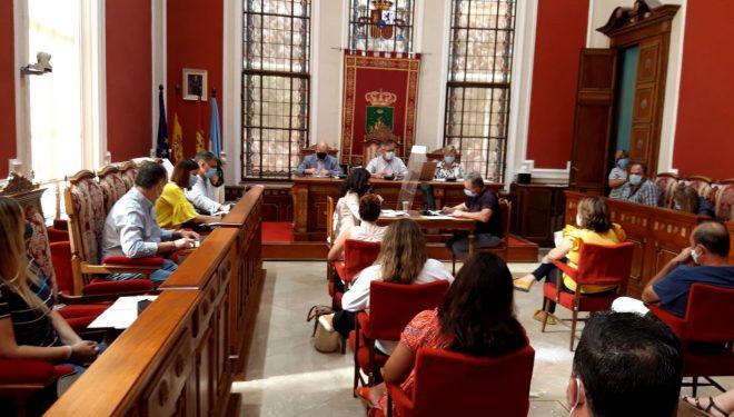 El equipo de gobierno municipal contesta a las preguntas presentadas por el PP en el último Pleno
