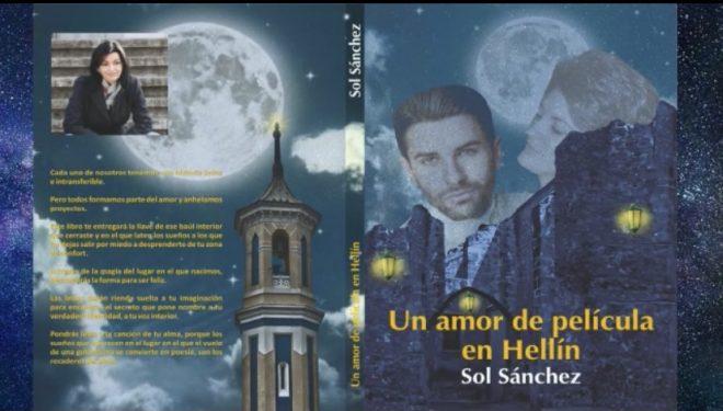 """Un amor de película en Hellín"", primera novela de Sol Sánchez"