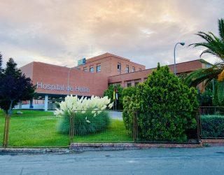 Se cumplen 30 años de la inauguración del Hospital  Comarcal de Hellín
