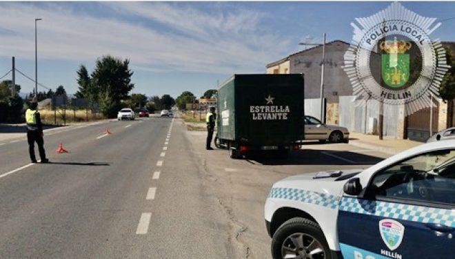 Campaña especial de vigilancia  de camiones y autobuses