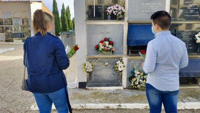 Juventudes Socialistas recuerdan a todas las víctimas del Franquismo