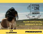 La Llorona, mejor cortometraje emergente de Castilla-La Mancha