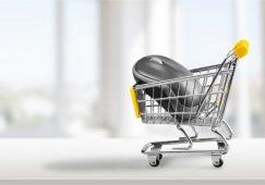 Compras en línea suben cada vez más