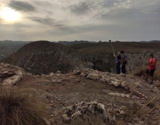 """Importantes trabajos en el yacimiento protohistórico de """"Los Almadenes"""""""