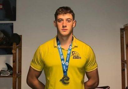 El duatleta Severo Domínguez subcampeón de España
