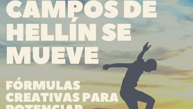 """El Taller """"Campos de Hellín se mueve"""", se pospone y pasará a ofrecerse online"""