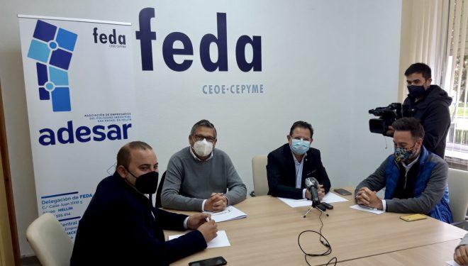 ADESAR lanza un llamamiento a los empresarios de Hellín y su comarca