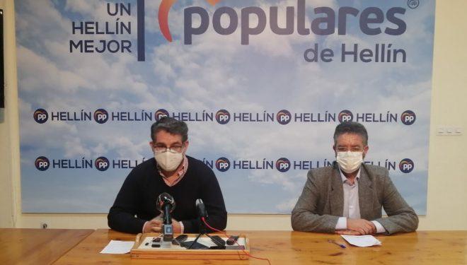 El PP de Hellín acusa a García Page de incapacidad manifiesta para gestionar la crisis de la Covid-19