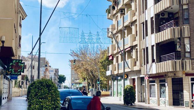 El alumbrado eléctrico de Navidad se encenderá el próximo 1 de diciembre