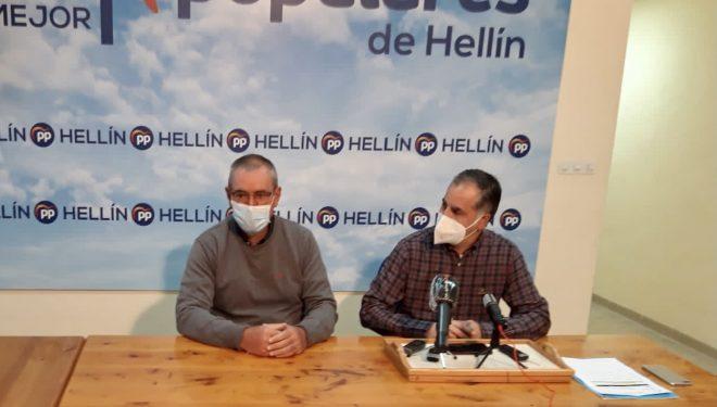 Vicente Aroca da a conocer las iniciativas que su partido presentará a los Presupuesto Generales