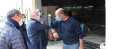 La Junta y el Ayuntamiento de Hellín valoran la empleabilidad del 80 por ciento del curso de soldadura mecánica